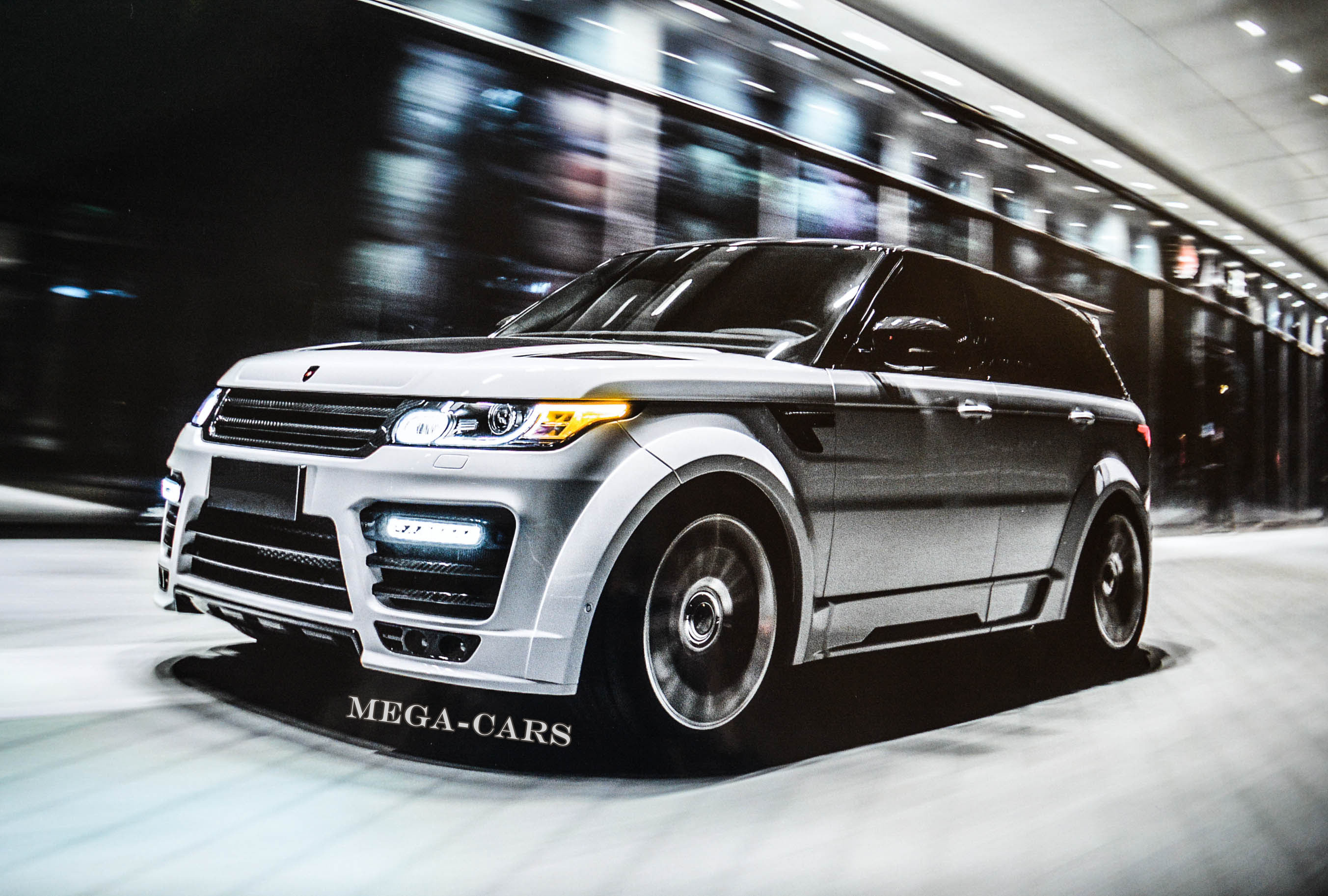 Megacars