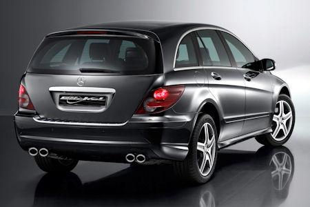 R-Klasse w251 Mercedes