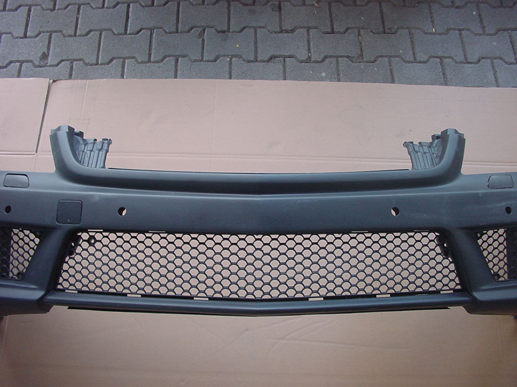 Bodykit SL R230 AMG63-look bis 04.2008