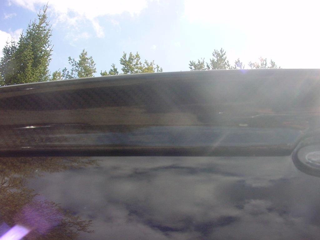Heckspoiler AMG 63 Sl R230