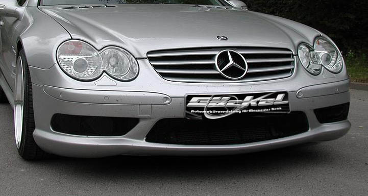 Frontspoiler Lippe AMG Look