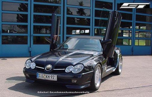 SLR Look SL R129