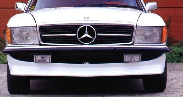 Frontspoiler SL R107 W107 C107 goeckel