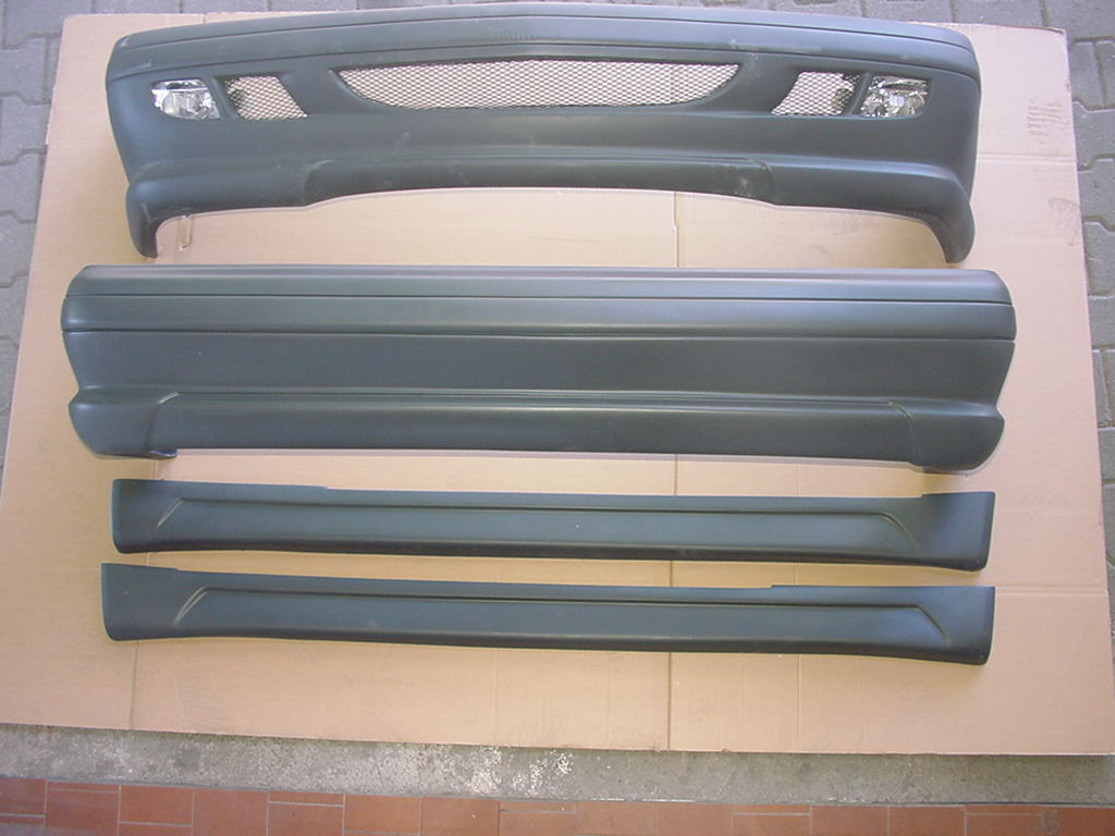 sl r129 Bodykit