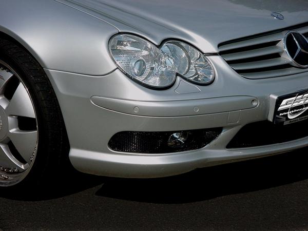 Aerodynamik, Motorhauben, Front-Heckspoiler, Seitenschweller