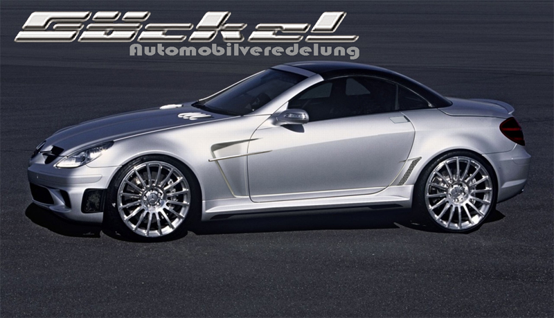 Mercedes slk aftermarket accessories for Mercedes benz slk brabus price