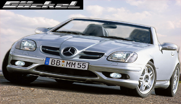 SLR-Look SLK R170
