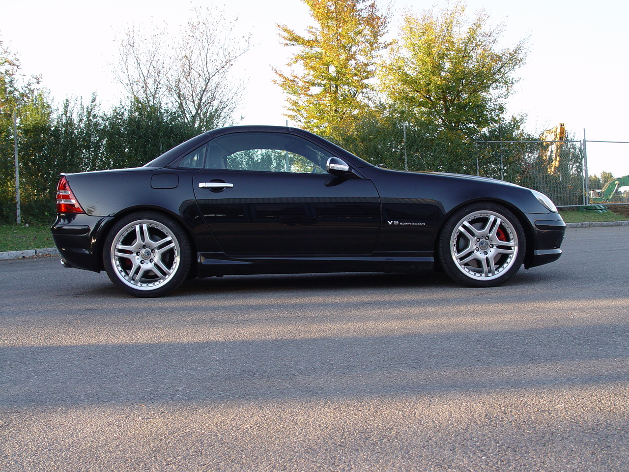 Mercedes Benz Slk R170 Tuning Pictures to pin on Pinterest