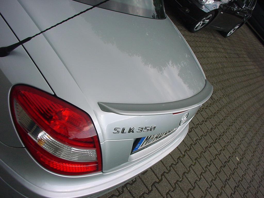 SLK R171 AMG 55  bodykit Bausatz Göckel Automobilveredelung Styling Tuning Mercedes Benz
