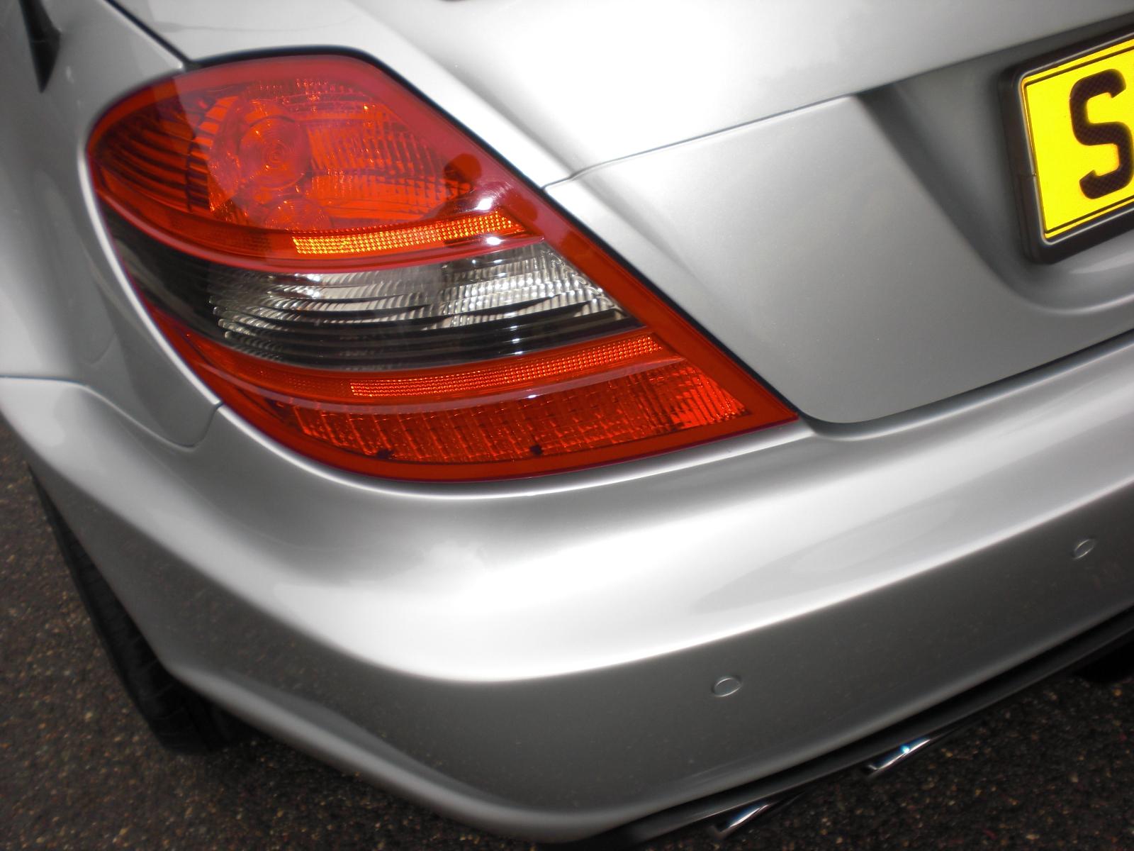 SLK R171 AMG Black Series bodykit Bausatz wide body Göckel Automobilveredelung Styling Tuning Mercedes Benz