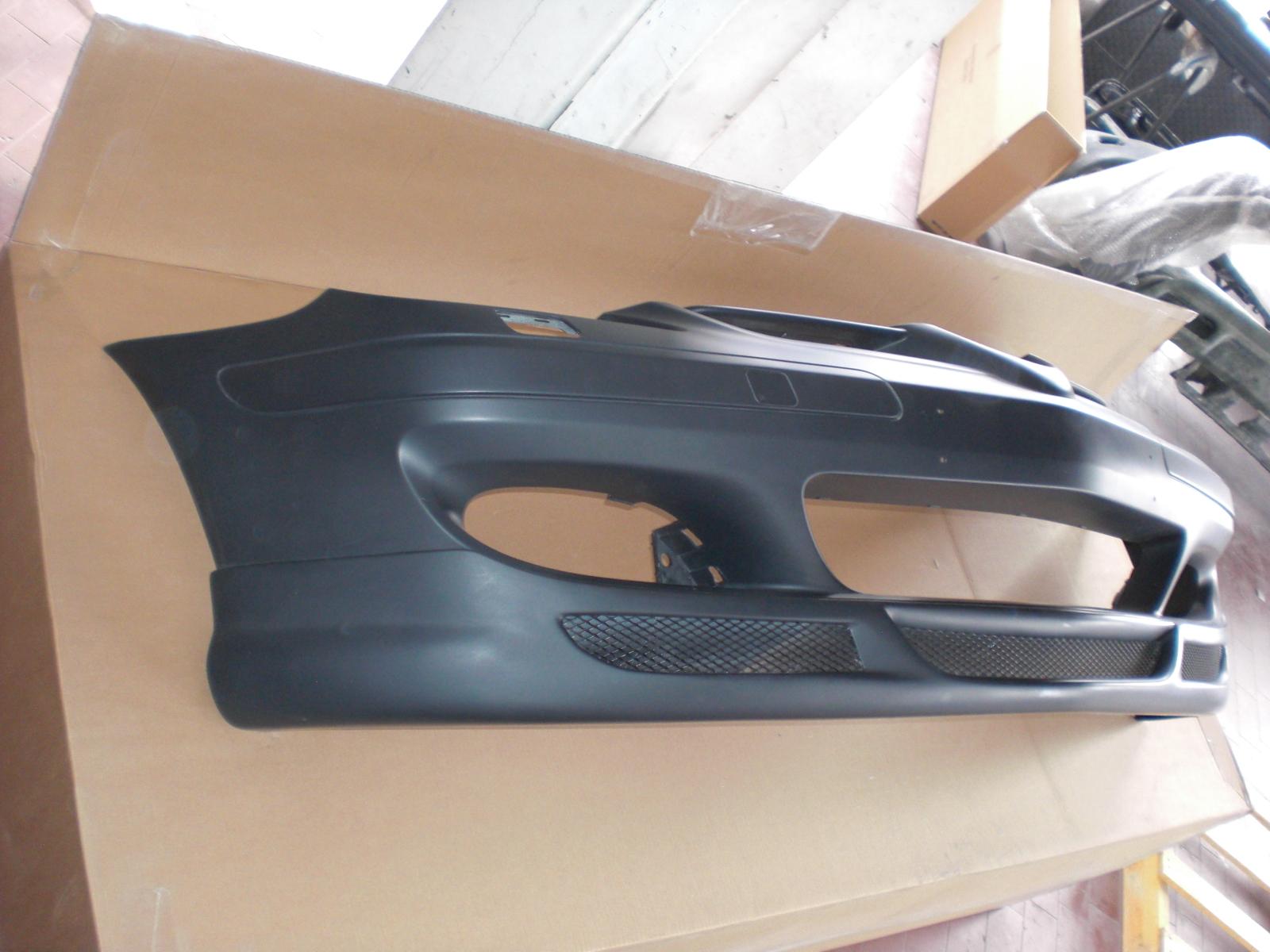 SLK R171 Frontspoiler Bausatz wide body dezent Göckel Automobilveredelung Styling Tuning Mercedes Benz
