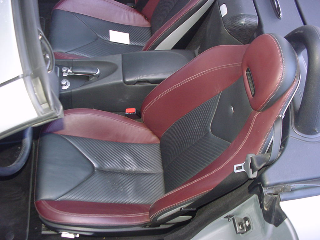SLK R171 AMG55 leder Lederausstattungen nach Wahl,   Göckel Automobilveredelung Styling Tuning Mercedes Benz