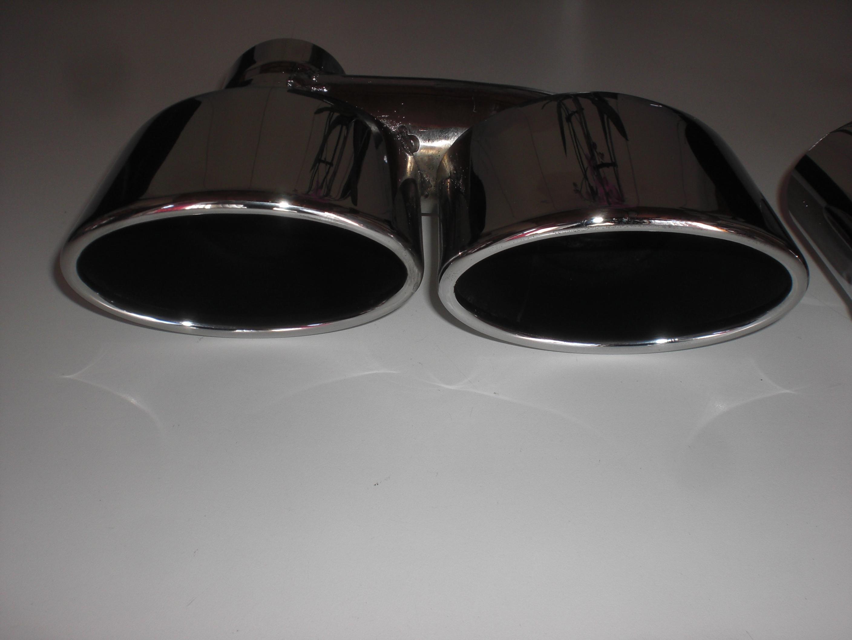 SLK R172; Sportauspuff, Sport Mittelschalldämpfer, Sport Auspuffanlage, Sportendrohre, Klappenauspuff, Ersatzrohr, Powerrohr, Soundrohr, Sound, AMG, AMG55,  AMG63, von Göckel Performance.
