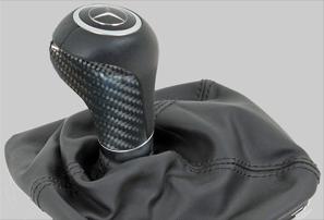Carbon Schaltknauf SLK R172