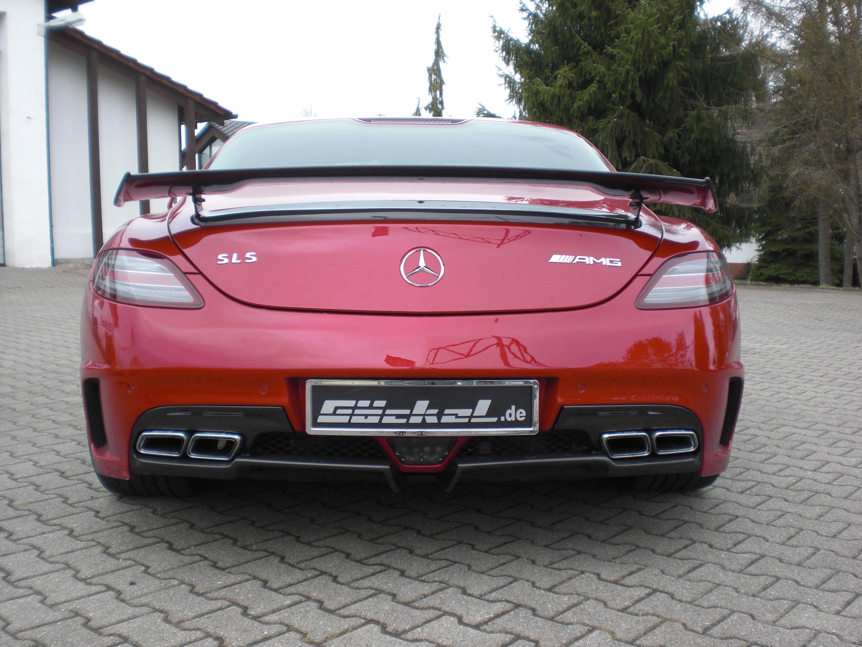 SLS C197 Black Series Look