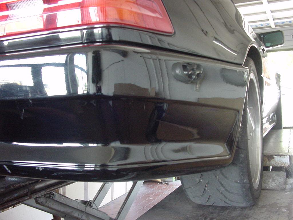 sl r129 AMG Sytling I Bodykit goeckel performance