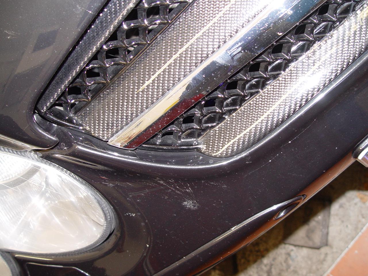 Sport Grill Kühlergrill SL R230