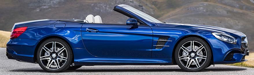 SL R231 AMG Facelift  Goeckel Performance