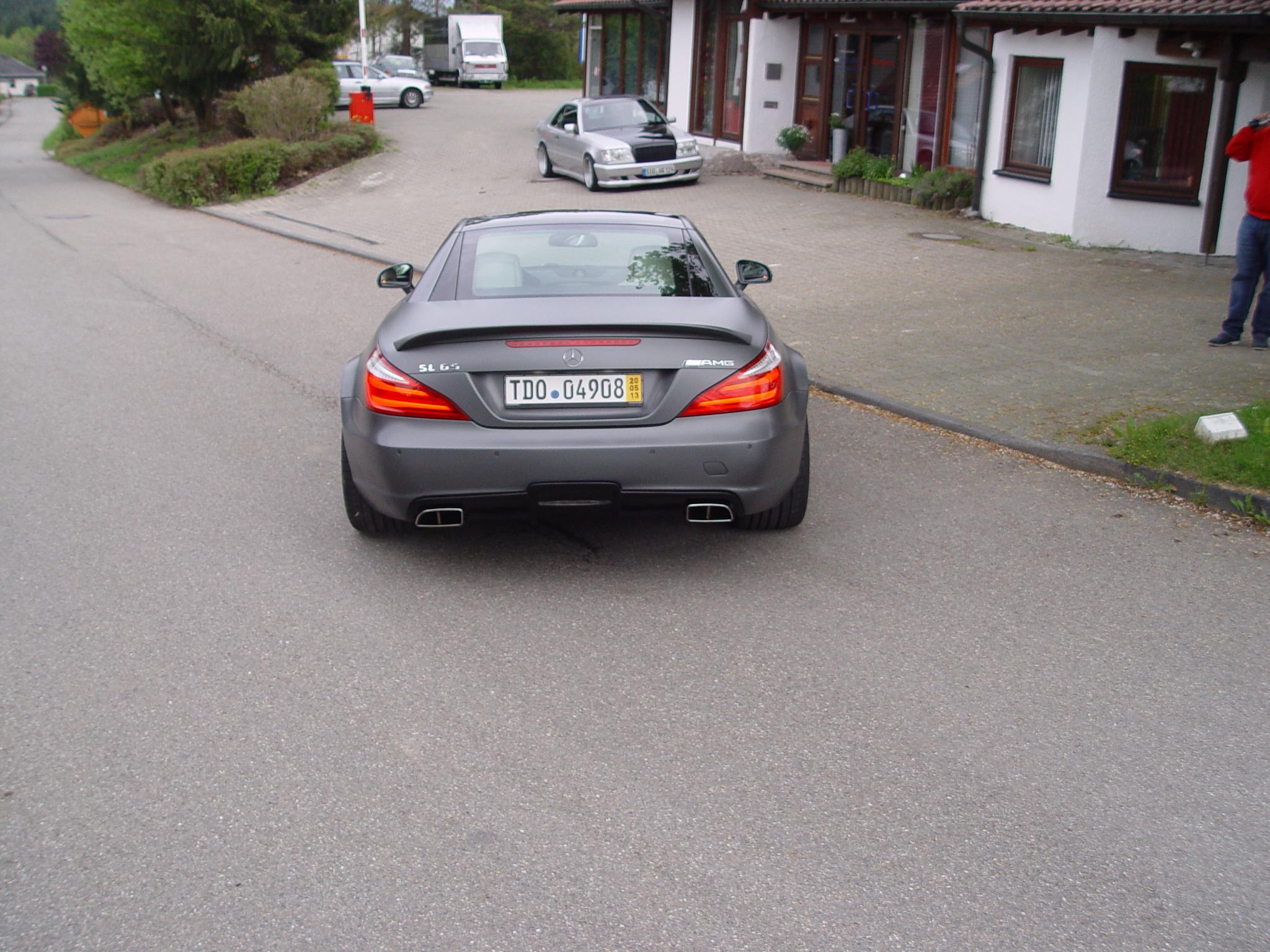 SL R231 Black Series AMG AMG63 AMG 65 Göckel Perfromance