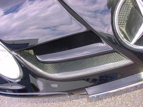 SLR Look Sportmotorhaube SL r230 goeckel