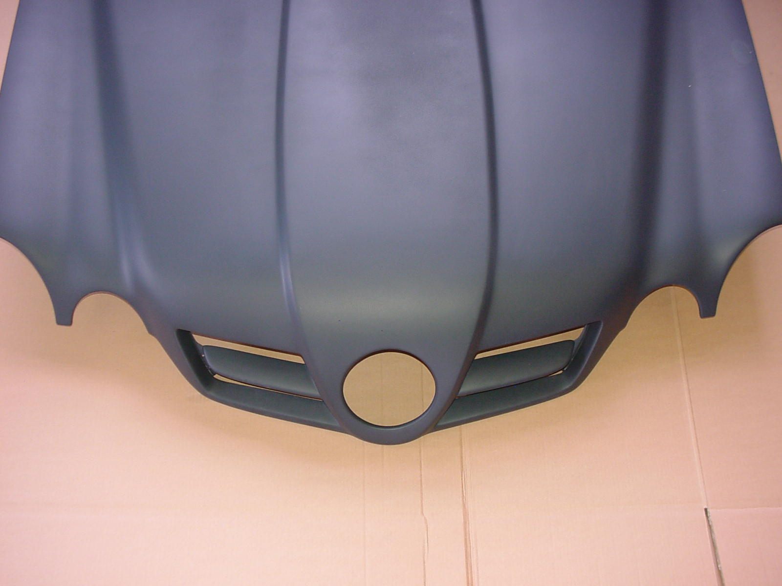 SLR Look Sport Motorhaube Goeckel