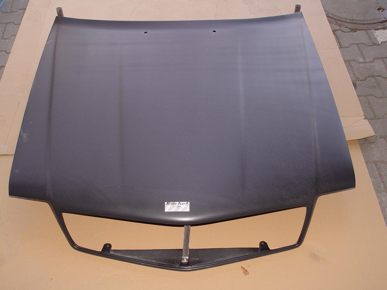 SEC Look Motorhaube W124