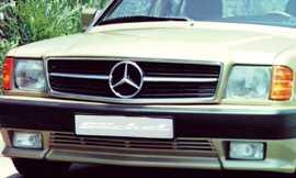 SEC Look Motorhaube W201