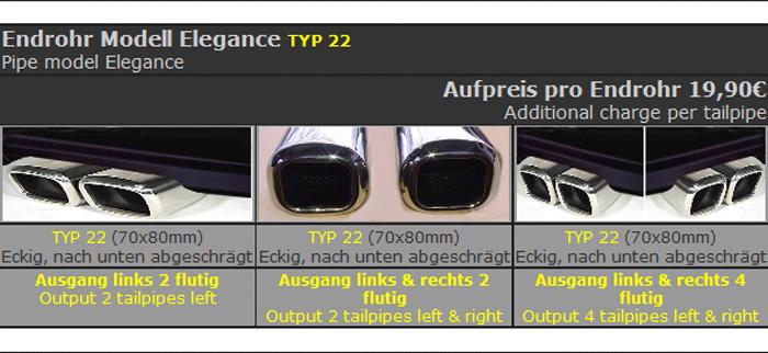mercedes benz sl r129 performance amg sportauspuff auspuff. Black Bedroom Furniture Sets. Home Design Ideas