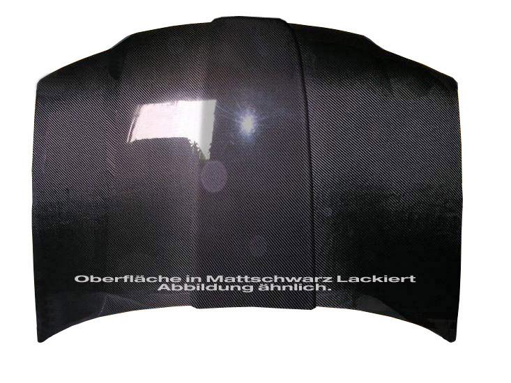 SLR Sportmotorhaube E-Klasse W210 Umbau