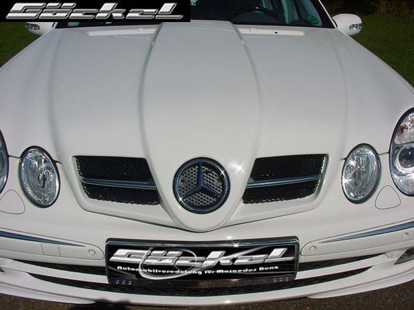 Sportmotorhaube e-klasse w211