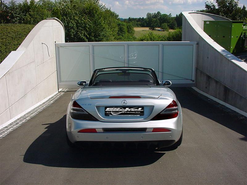 Mercedes SL R230 Göckel SLR Umbau