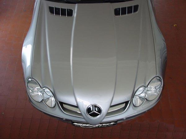 Sportmotorhaube SLR Look SL R230