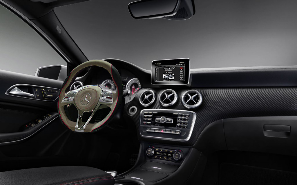 A Klasse W176 Mercedes Benz Tuning Mercedes Tuniung