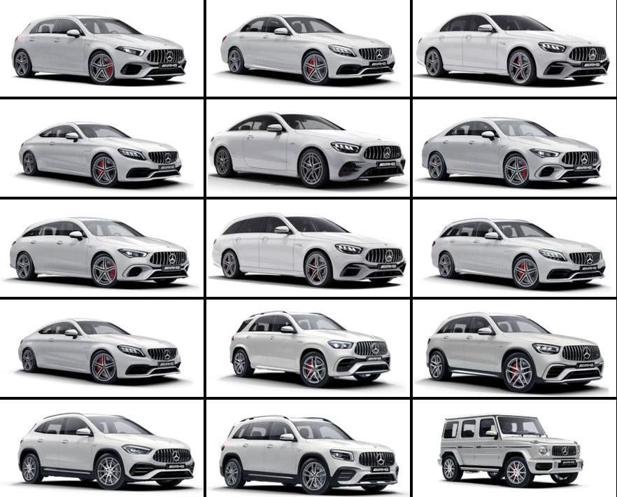 AMG Styling 2021