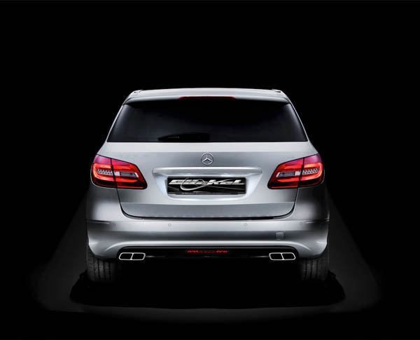 Auspuff MSD Mitteltopf für Mercedes-Benz 601 602