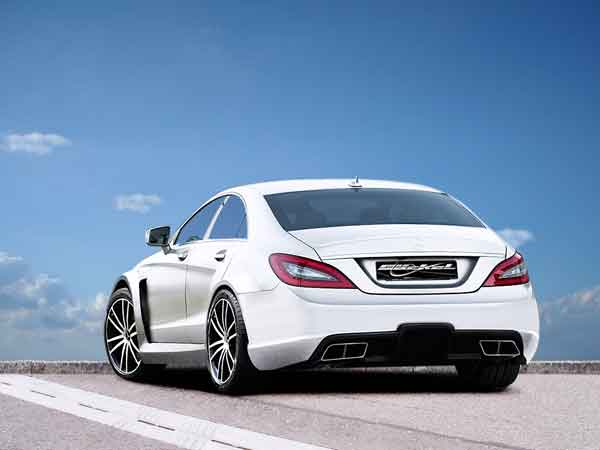 CLS C218 Black Series Look