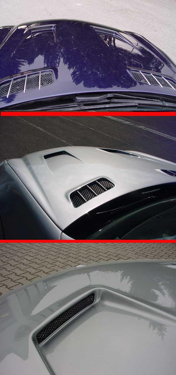mercedes amg65 blackseries look sportmotorhaube. Black Bedroom Furniture Sets. Home Design Ideas