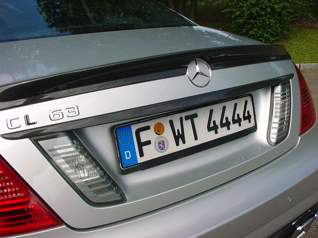 CL W216 AMG 63 AMG 65 Styling