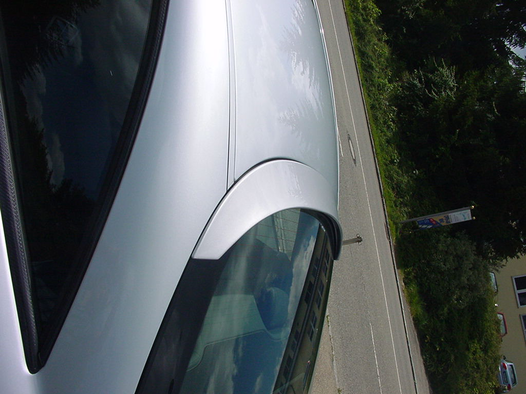 Dachspoiler CL W216