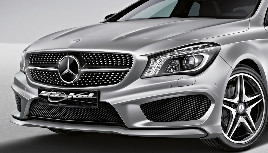CLA C117 AMG styling Mercedes Tuning