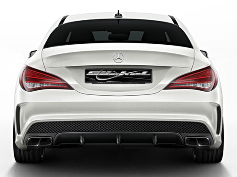 Neu Original Mercedes Benz MB Cla W117 AMG Vorne Stoßstange Unten Gitter