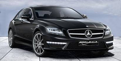 CLS W218 Black Series Sportauspuff Klappenauspuff Spoiler, Mercedes Benz Tuning, Mercedes Tuning, Mercedes Styling. Mercedes Veredelung