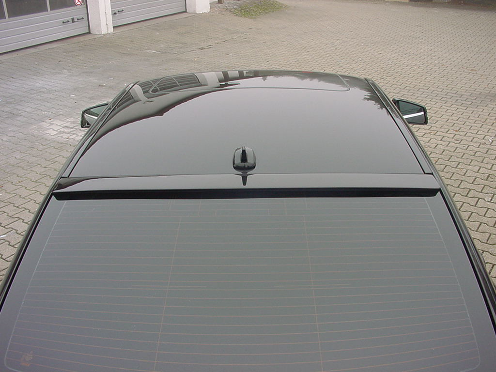 CLS W218 Dachspoiler
