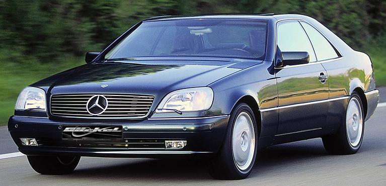 Mercedes W140 Verkleidung Abdeckung Deckel A1406980330
