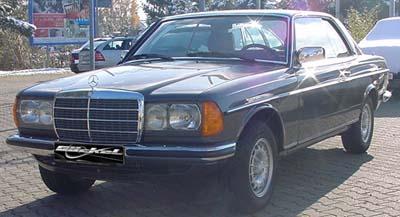 E-Klasse W123