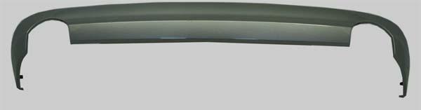 Diffusor Heckblende E-Klasse W212 AMG AMG63 look Sportendrohr