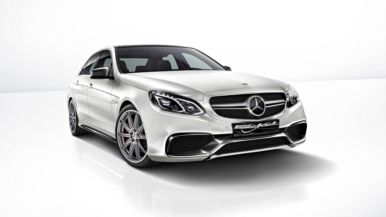 AMG63 Facelift Styling E-Klasse W212 goeckel automobilveredelung