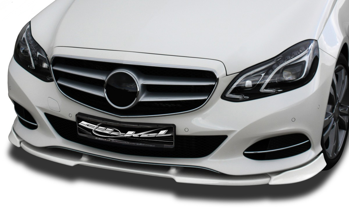 AMG Look Frontspoiler E-Klasse W212 goeckel automobilveredelung