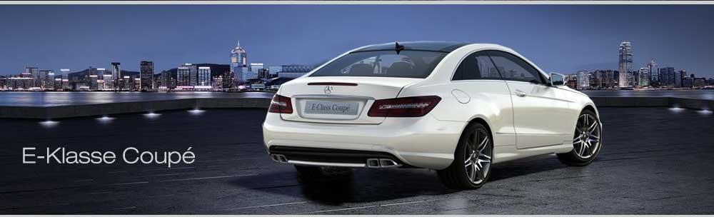 E-Klasse W212 Limo, T-Modell, Coupe C207, Cabrio A207