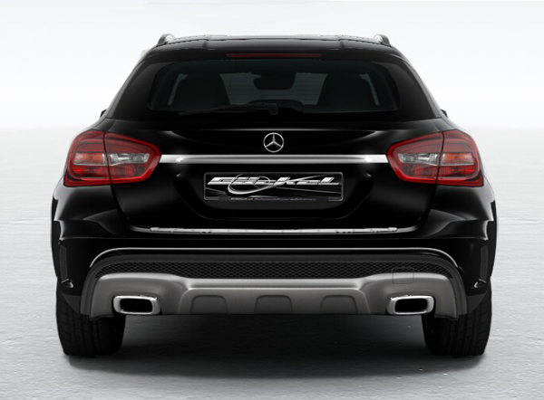 mercedes tuning mercedes benz tuning gla x156 mercedes styling sportasuspuff zubeh r. Black Bedroom Furniture Sets. Home Design Ideas